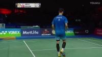 2016丹麦羽毛球公开赛 | 男单 Badminton R16 M5-MS | 李炫一 vs 安赛龙