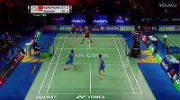 2016丹麦羽毛球公开赛 | 混双 Badminton R16 M2-XD | 王懿律/黄东萍 vs 艾哈迈德/纳西尔