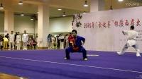 2016陕西省大学生武术套路比赛-西安交大-李柏林-段位长拳第二名