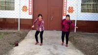高陵县绳刘村广场舞