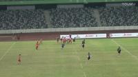 第十三届全运会7人制橄榄球 上海vs山东#最佳得分李根#