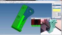 BuildIT测量软件结合FARO ARM 测量汽车零部件