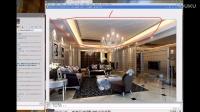 室内设计- 天花布置图(1)-室内设计家装(零)基础课程视频全集