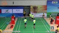 2016  第20届大学生羽毛球锦标赛 8月10日 男双10