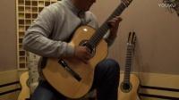 西班牙帕尔拉多吉他CG-150试听 塔尖上的小鸟
