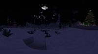 360 VR 全景 虚拟现实 2017新年烟花汇演!@我的世界Minecraft#2017跨年烟花