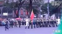 中国三军仪仗队俄罗斯排练合集(二)