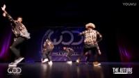 FRONT ROW _ World of Dance Chicago 2016 _ The Future Kingz ft Ayo and Teo