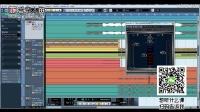 分轨混音第2集:贝斯的混音  cubase 乐器 后期 混缩 音乐人网教程