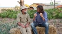 杰夫罗顿探访澳洲利用旱地生产商业化食物森林