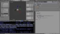 #Blender# python 自学指导 2 Python 逻辑控制基础(原创)