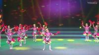 (七彩花舞蹈)专场晚会2017年1月1日电视台录制01565