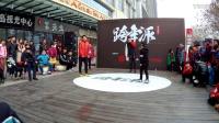 中国北部地区跨年派儿童组三轮 02号VS14号