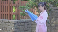 董敏竹笛MV《雨碎江南》