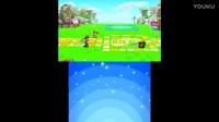 【雪激凌解说】3DS马里奥与路易RPG4 EP1:枕头岛与方块先生