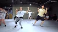 【搜罗天下】1M舞室:the lazy song - bruno mars   beginners class