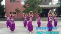 芳巧萍原创印度舞《阿拉伯之夜》