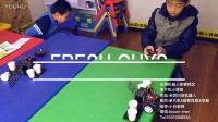 乐博机器人邯郸校区单片机9班 刘奕辰&李融 另类扫地机器人17.01.08