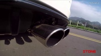大众 高尔夫 GOLF R STONE Exhaust Systems
