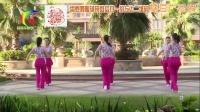 杨丽萍广场舞《走过咖啡屋》双人对跳恰恰舞