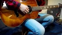 吉他教程 小p吉他初级教学 第一课(上)持琴与左右手姿势 主讲:韩杰