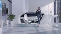 韩国现代汽车无人驾驶概念