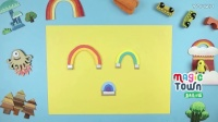 麦杰克手工 | DIY彩虹笔盒