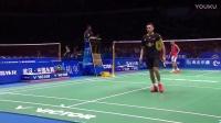 林丹vs李宗伟  2016羽毛球亚锦赛男单半决赛