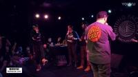 6【嘻哈时刻】POWER-COUPLE vs CAPSUL-CORPS美国2016BBox大赛4进2
