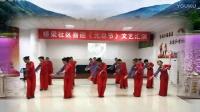 湖北得艺德舞蹈队:我的祖国集体版
