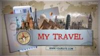 记录家庭旅行观光游览