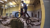 Indoor Biketrial 2016