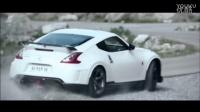 370Z Nismo VS 翼装飞行-《三喉直喷》精选汽车视频 01