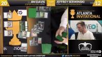 SCGINVI - Quarterfinals B - Jim Davis vs Jeffrey Serwinski