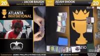 SCGINVI - Semifinals A - Jacob Baugh vs Adam Snook [Standar