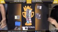SCGINVI - Quarterfinals A - Jacob Baugh vs Joe Bernal [Stan