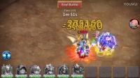 城堡争霸湮灭将军(召唤怪物,范围杀伤)雷龙10亿+伤害打法