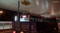 71路电车 Z5A-0018 成都北路升杆