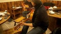 170115SUN 吉他弹唱 独奏 二重奏 老弟兄 珠江路 餐馆 南京 (17)