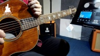 吉他教程 小p吉他初级教学 第三课 如何给吉他调音 主讲:韩杰