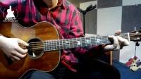 吉他教程 小p吉他初级教学 第四课 和弦与和弦转换 主讲:韩杰