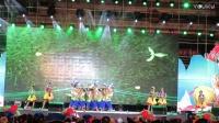 舞蹈:《笠韵乡情》在中国(广西)首届壮语春节联欢晚会上演出