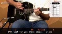 Like A Stone - Audioslave 吉他弹唱教学