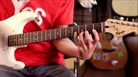 电吉他教程 第二课:开始弹奏吧--米萧吉他屋