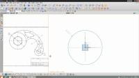 NX视频教程第十三讲:草图实例7