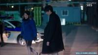 《蓝色大海的传说》第18集Cut 全智贤替李敏镐挡子弹