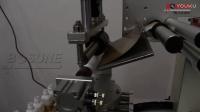 沐浴露瓶贴标机,方瓶/扁瓶/圆瓶/弧面瓶自动贴标机--专业贴标机制造商(标上自动化)