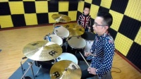 【小生架子鼓】(一)7连音、5连音的打法和运用 爵士鼓高级教程