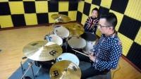【小生架子鼓】(三)7连音、5连音的打法和运用 爵士鼓高级教程