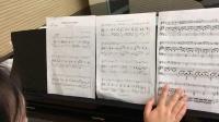 钢伴课03 维瓦尔第G小调奏鸣曲第一乐章
